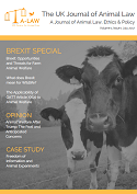 UK Journal of Animal Law A-law